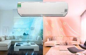 Cách chọn máy lạnh phù hợp theo diện tích hoặc thể tích phòng