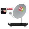 Trọn bộ thiết bị K+ PREMIUM HD - 12 tháng