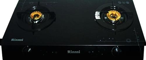 Bếp ga RINNAI RV-7 DOUBLE GLASS B
