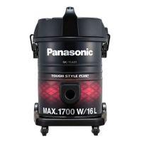 Máy hút bụi công nghiệp Panasonic MC-YL631RN46