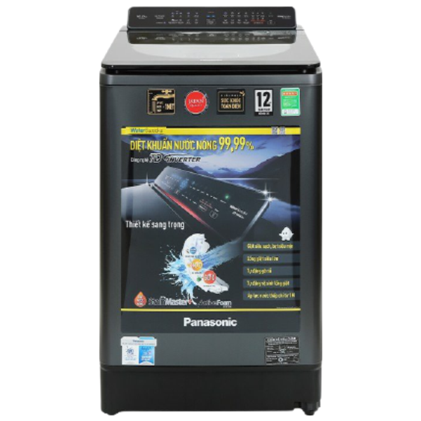 Máy Giặt PANASONIC Inverter 16Kg NA-FD16V1BRV