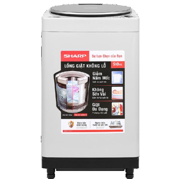 Máy giặt SHARP 9 kg ES-W90PV-H