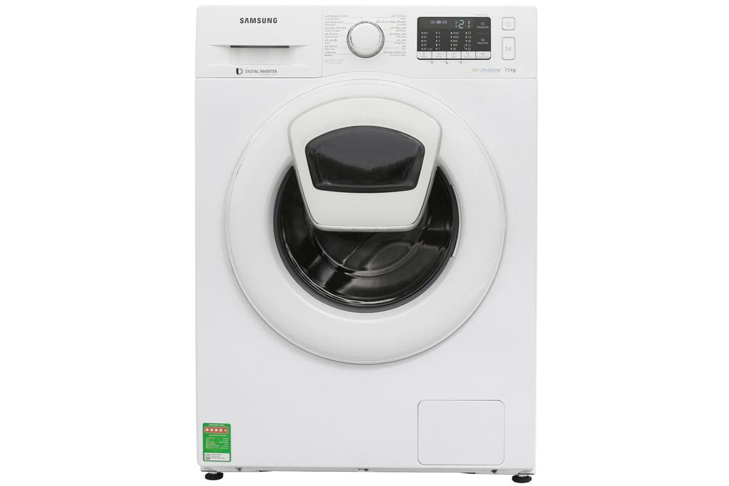 Máy giặt SAMSUNG WW75K52E0WW-SV 2
