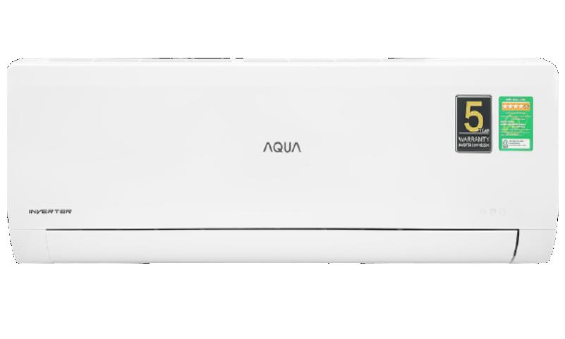 Máy lạnh AQUA Inverter 1.5 HP AQA-KCRV13WNMA