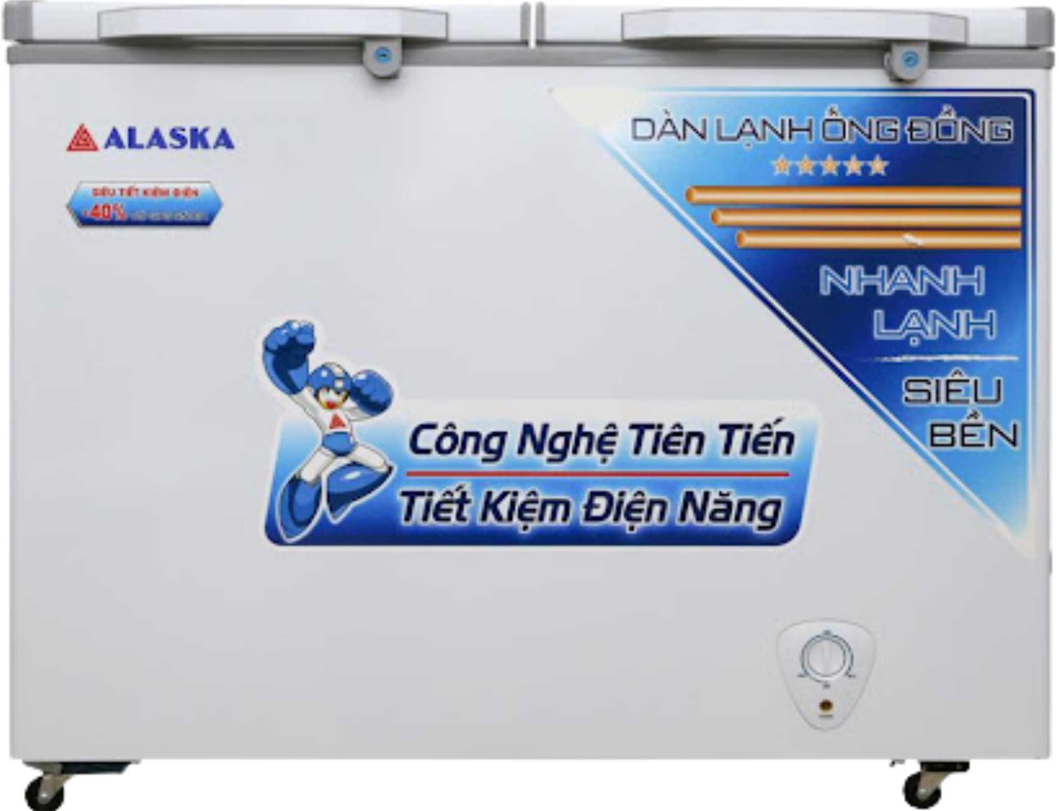Tủ đông ALASKA BCD-3068C