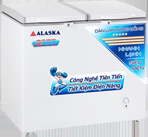 Tủ đông ALASKA BCD 4568C
