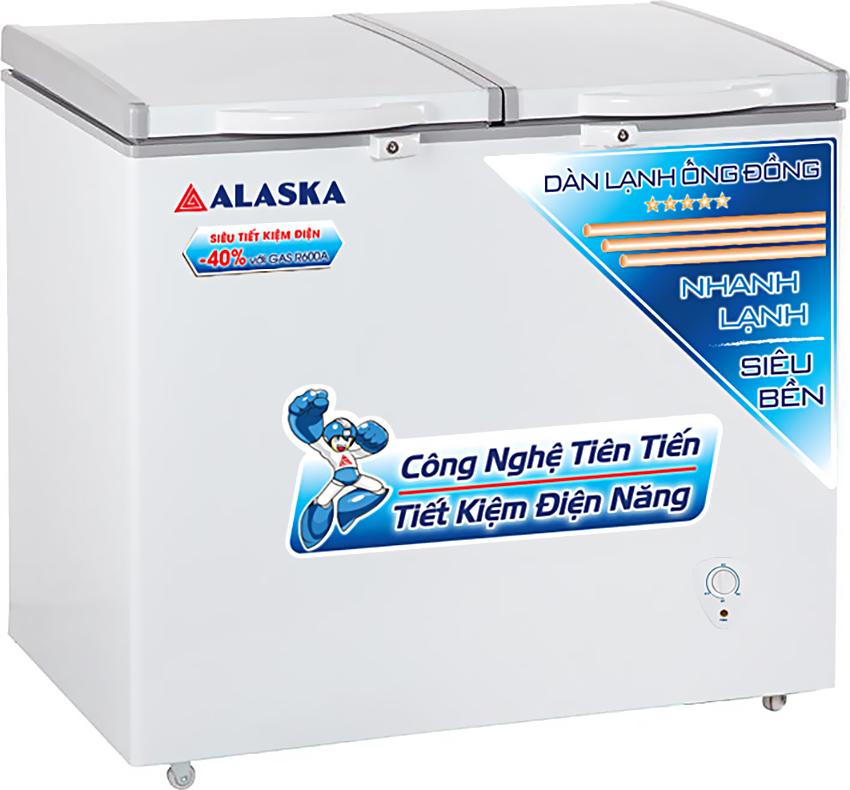 Tủ đông ALASKA BCD-3568C