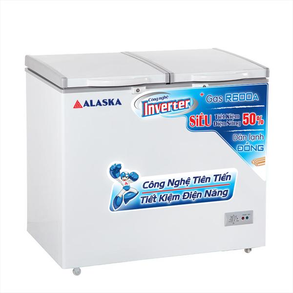 Tủ đông ALASKA Inverter BCD-5068CI