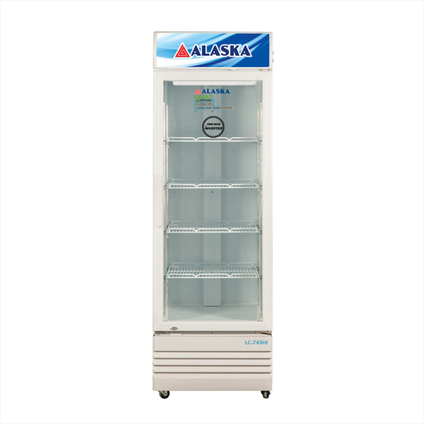 Tủ mát Inverter ALASKA LC-733HI