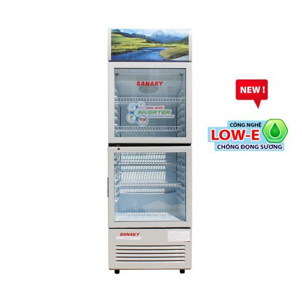 Tủ mát SANAKY Inverter VH-258W3L