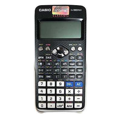 Máy tính CASIO FX580VN