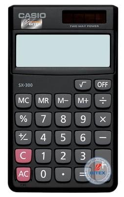 Máy tính CASIO SX300 (PL)