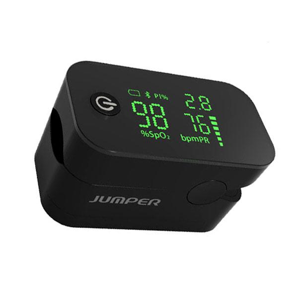 Máy đo nồng độ oxy và nhịp tim Jumper JPD-500G (Led)