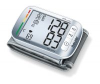 Máy đo huyết áp điện tử cổ tay BEURER BC50