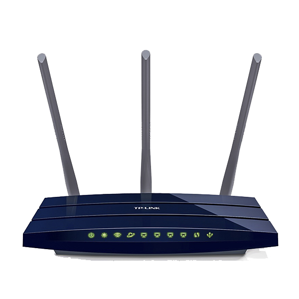 Router Wifi Gigabit TP-LINK WR1043ND