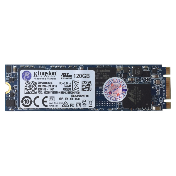 Ổ Cứng SSD KINGSTON 120GB M.2 SUV500M8