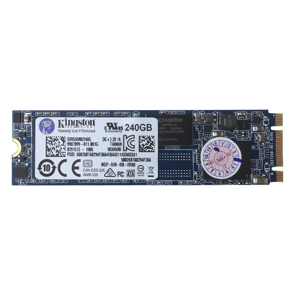 Ổ Cứng SSD KINGSTON 240GB M.2 SUV500M8