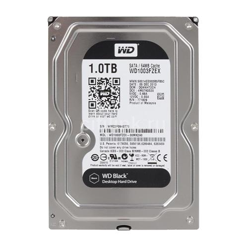 HDD WESTERN 1TB WD1003FZEX