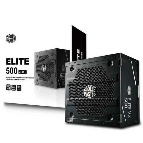 Nguồn vi tính COOLER MASTER 500W Elite