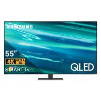 Smart TV SAMSUNG 4K QLED 55 inch QA55Q80AAKXXV