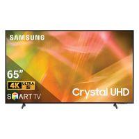 Smart TV SAMSUNG 4K Crystal UHD 65 inch UA65AU8000KXXV