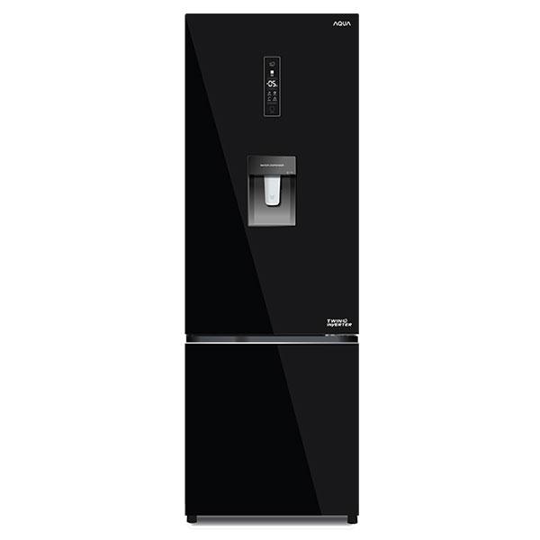 Tủ Lạnh AQUA Inverter 324 Lít AQR-B379MA(WGB)