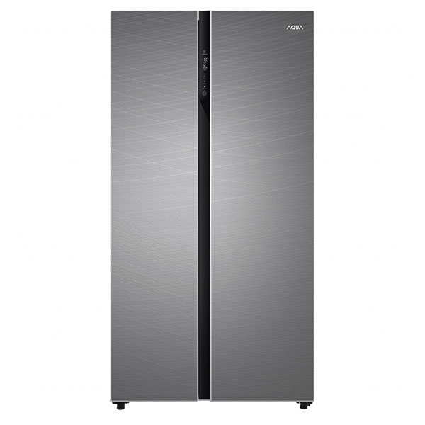 Tủ lạnh AQUA Inverter 602 Lít AQR-IG696FS (GP)