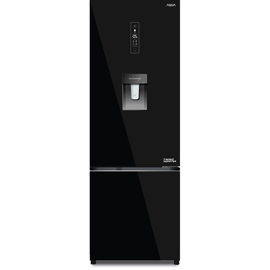 Tủ Lạnh AQUA Inverter 320 Lít AQR-B379MA