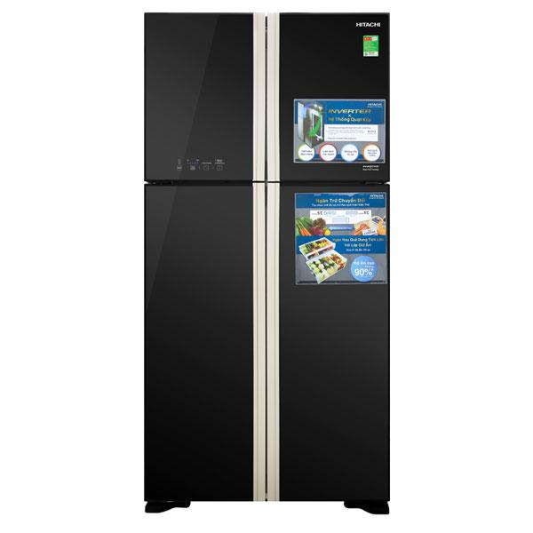 Tủ lạnh HITACHI Inverter 509 lít FW650PGV8 (GBK)