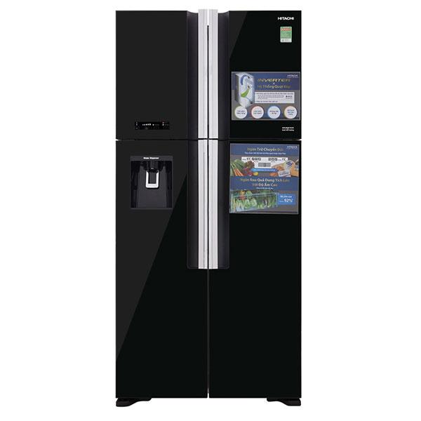 Tủ Lạnh HITACHI Inverter 540 Lít FW690PGV7X(GBK)