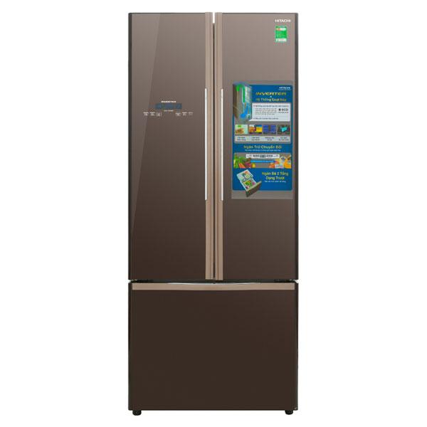 Tủ Lạnh HITACHI Inverter 429 Lít WB545PGV2 (GBW)