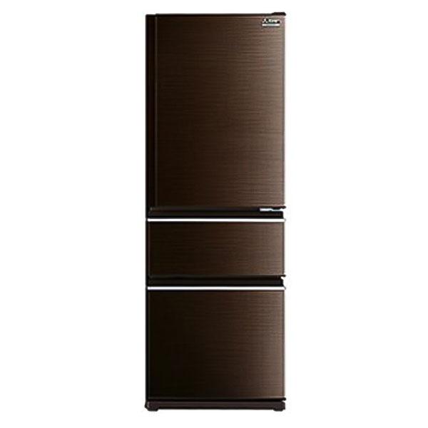 Tủ lạnh MITSUBISHI ELECTRIC 326 lít CX41EJ-BRW