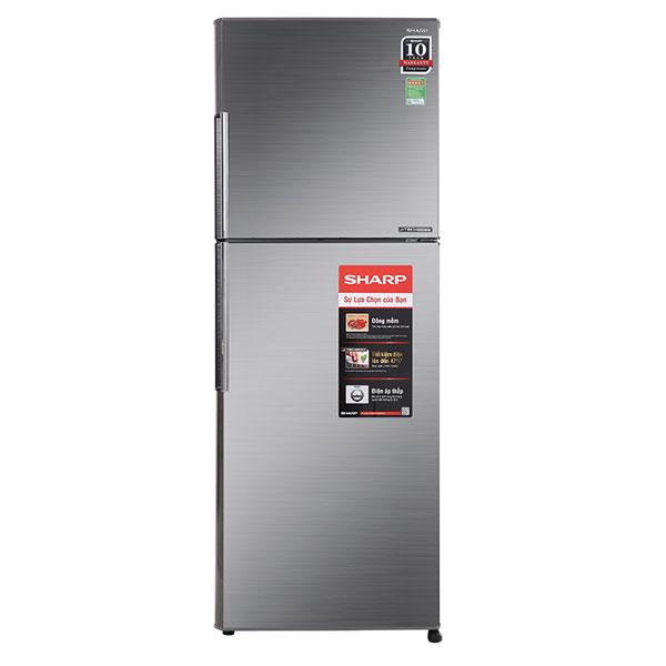 Tủ lạnh SHARP Inverter 314 lít X316E-DS