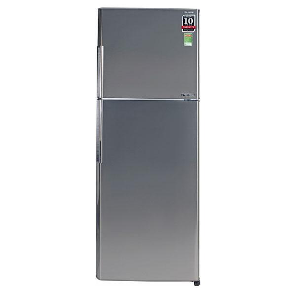 Tủ lạnh SHARP Inverter 342 lít X346E-SL