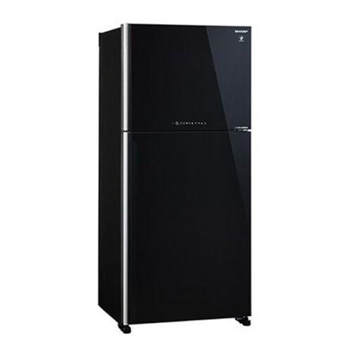 Tủ lạnh SHARP SJ-XP595PG-BK