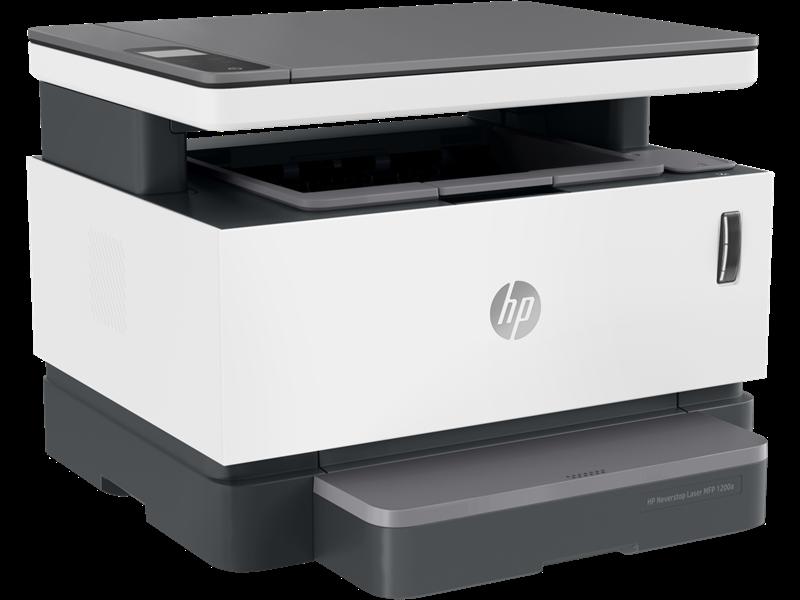 Máy in laser trắng đen HP Neverstop MFP 1200A-4QD21A