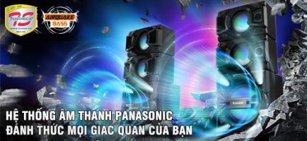 Hệ Thống Âm Thanh Panasonic