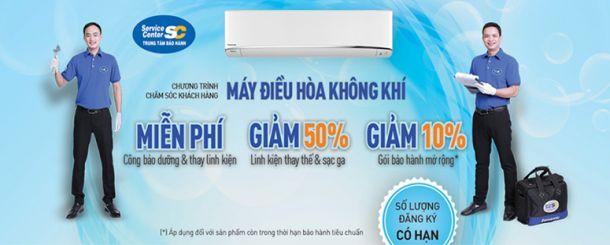 Chăm Sóc Khách Hàng Đặc Biệt Dành Cho Máy Lạnh Panasonic
