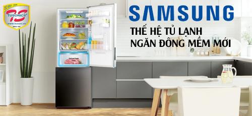 Tủ lạnh 2 cửa - Ngăn đông mềm cao cấp