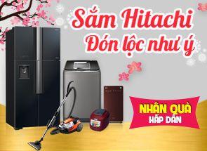 Sắm Hitachi - Đón Lộc Như Ý
