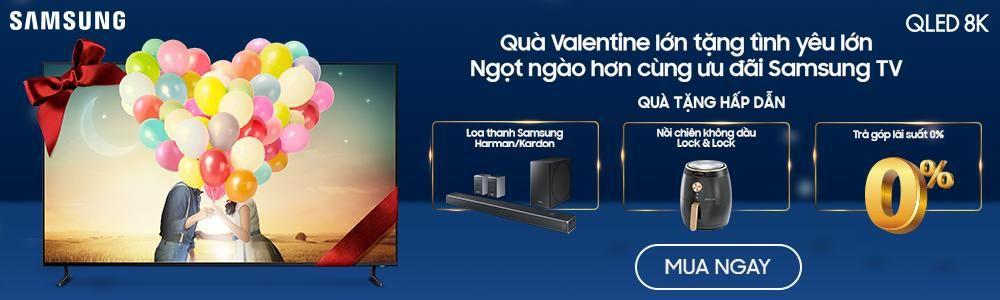 Samsung - Chương trình Valentine 2020